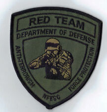 US Counter-Terrorism Red Team Squad Patch