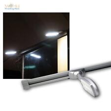 LED construcción luz encimera sobre la pista, 4x 14 LEDS, 12v DC,