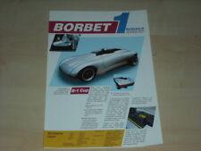 33278) Borbet B-1 Prospekt 198?