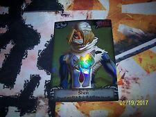 Sheik The Legend of Zelda Trading Card Silver Foil # 91 2016 Enterplay