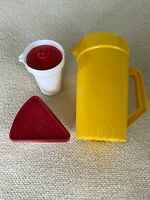 Vintage Tupperware Pitchers Lot of Two