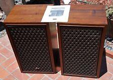 Vintage Pair Sansui SP-2000 4-Way 6 Speaker System Japan Speakers Tested Working