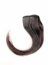 """Outre Duvessa 100% Remi Human Hair Bang Combs Clip On In Extension 7"""" #1 - #30"""