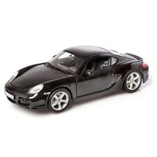 Articoli di modellismo statico Maisto argento per Porsche