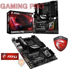 MSI 970A Gaming Pro Carbon motherboards DIMM DDR3-SDRAM AMD FX AM3+ SATA III