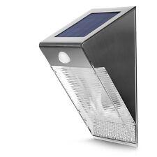Solar LED verlichting met bewegingssensor MCE167 Maclean licht Zonnepaneel lamp