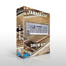 YAMAHA CS6 Drum Kit Samples MPC Maschine Sounds DOWNLOAD Trap Hip Hop WAV