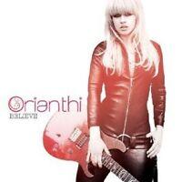 """ORIANTHI """"BELIEVE II"""" CD NEU"""