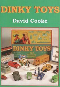 Dinky Meccano Ltd. Toys - History and Identification (1931-1979)  / Scarce Book