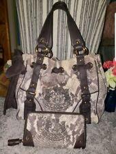 Juicy couture handbag and wallet