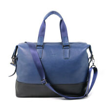 Echtes Leder Handtasche Schulter Reisetasche Aktentasche für Herren Klassisch DE