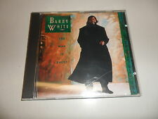 Cd   Barry White  – Barry White: The Man Is Back!