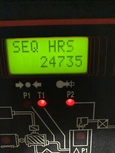 Sullair Es8 Screw Compressor 20hp 80+ Cfm
