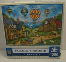 """""""Passing Through"""" - Master Pieces 1000 Piece Jigsaw Puzzle"""