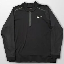 Nike Tiger Woods Collection 1/2-Zip Tech Cover-Up