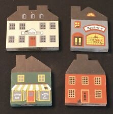 New ListingThe Cat'S Meow Village Vintage Lot Apothecary Bank Attorney Inn Garrison House
