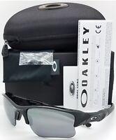 NEW Oakley sunglasses Flak Jacket XLJ 03-915 Jet Black Black Iridium AUTHENTIC