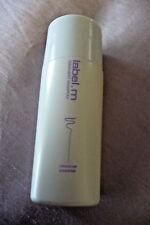 NEW LABEL M PROFESSIONAL TREATMENT SHAMPOO for COLOURED & PERMED HAIR 75ml