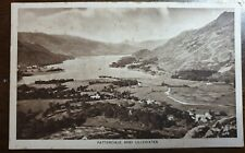 Patterdale & Ullswater G.P Abraham, Ltd Vintage Postcard