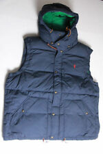 L Down Solid Regular Size Vests for Men
