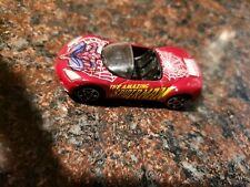 Maisto Marvels Spiderman Diecast Car