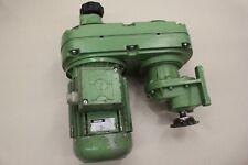 LENZE 8F4-379H 0,75kW 1380/min 12.601-08.1.1 Getriebemotor