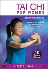 Tai Chi for Women Beginner Exercises with Master Helen Liang YMAA NEW BESTS