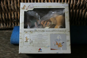 Classic Winnie the Pooh & Friends Baby Crib Musical Mobile