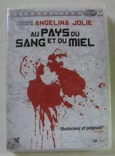 DVD AU PAYS DU SANG ET DU MIEL - Zana MARJANOVIC - Angelina JOLIE - NEUF