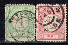 Netherlands classic rare stamps 1876