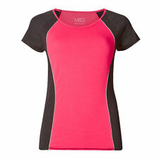 Marks and Spencer Plus Size Cotton Activewear for Women