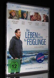 DVD DAS LEBEN IST NICHTS FÜR FEIGLINGE - WOTAN WILKE MÖHRING - GROSSES KINO *NEU