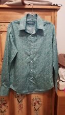 Stunning CARLO CIMINO ladies blouse (size small)
