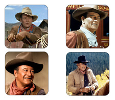 John Wayne Mug Coaster Set novelty coaster
