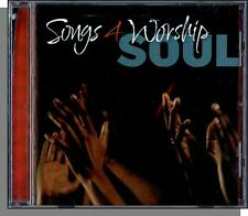 Songs 4 Worship: Soul - New 2009, Time/Life, 14 Gospel Song CD! Big Name Artists