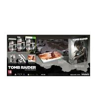 Pal version Microsoft Xbox 360 Tomb Raider (2013) Survival Edition