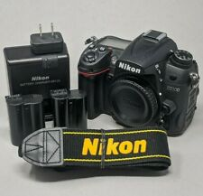 Nikon D7000 16.2MP Digital SLR Camera - Black (Body Only) - 9K Clicks!