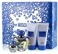 Moschino Toujours Glamour Gift Set 50ml EDT + 50ml Bath & Shower Gel + 50ml Body