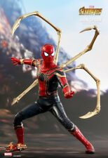 AVENGERS: INFINITY WAR~IRON SPIDER-MAN~SIXTH SCALE FIGURE~MMS482~HOT TOYS~MIBS