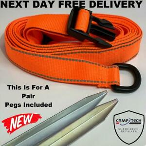 Camptech Inflatable Awning Storm Strap Kit for Camptech & Starline Air Awnings