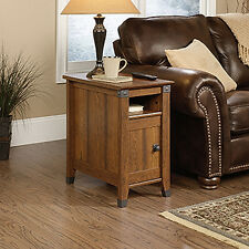 Side Table - Washington Cherry - Carson Forge Collection (414675)