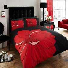 Luxury Vibrance Floral Desig Quilt Duvet Cover & Matching Pillow Case Bedding Se