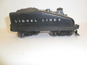 Lionel 2466WX WHitle Tender