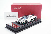 #AS026-02 - FrontiArt Koenigsegg Agera RS1 - White - 1:43