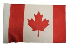 """CANADA Car Antenna 10"""" X 6"""" Inch Country FLAG .. New"""