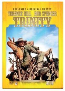 Trinity Collection 7-Movie DVD (Region 2 PAL)