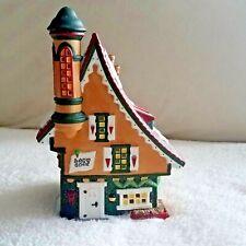 Dept 56 Heritage Village Collection North Pole Elfin Snow Cone Works #5633-2 Vtg