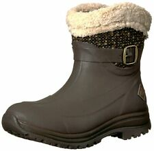 Muck Boots Arctic Aprs Supreme Rubber & Knit Women's Winter Ankle Boot
