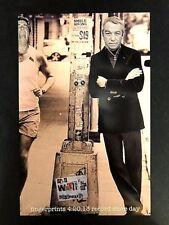 Mike Watt - Live At Fingerprints 4/20/13 Rsd Concert Poster Ltd. Orig Press Punk