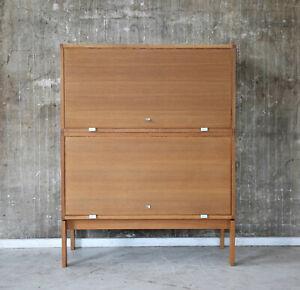 Vintage 60er Munch Eiche Kommode Danish Modern 60s Mid-Century Oak Cabinet 50s